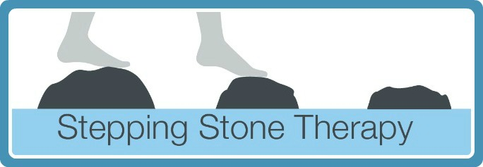 Stepping Stone Therapy logo